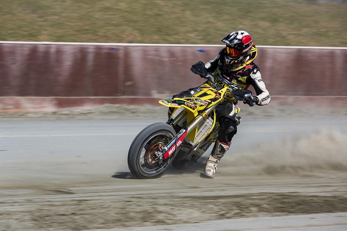 Dirk Spaniol Racing Suzuki