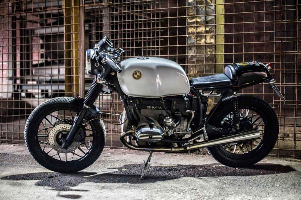 bmw r100rs cafe racer umbau. Black Bedroom Furniture Sets. Home Design Ideas