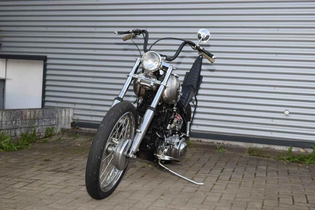 KRADWANDLER Custombikes Und Motorrad Umbauten Aller Marken