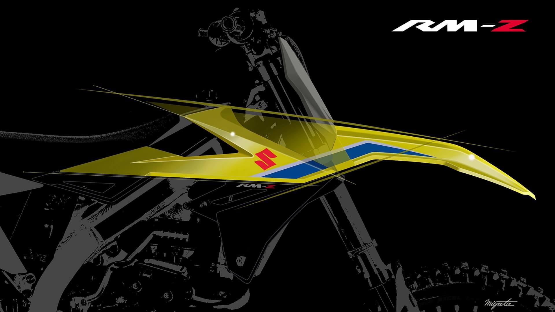 Suzuki RM-Z450 2018
