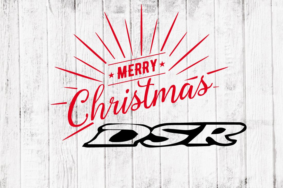 DSR Suzuki Frohe Weihnachten 2017