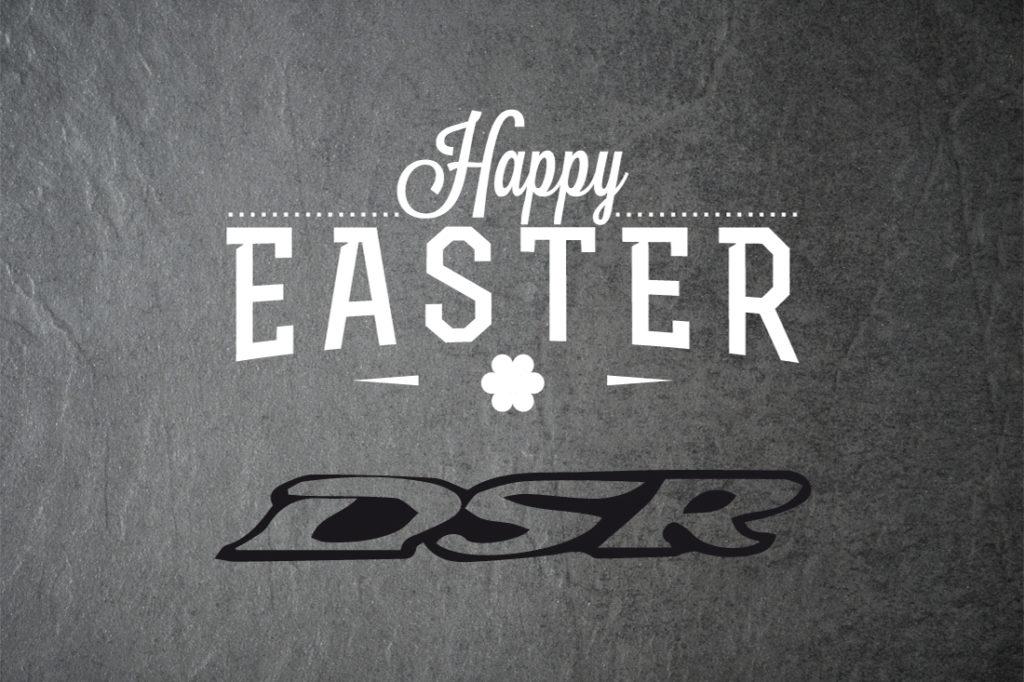 DSR Suzuki wünscht frohe Ostern