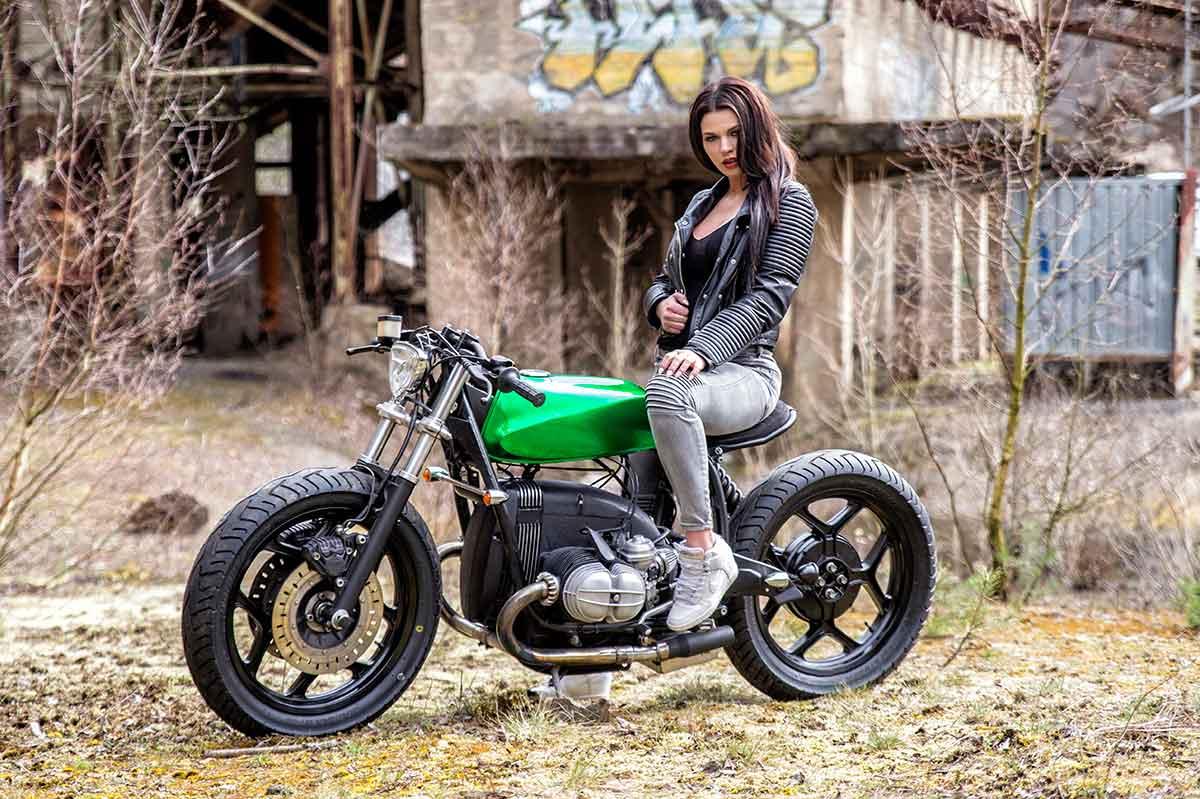 Kradwandler - Custombikes für jedes Budget